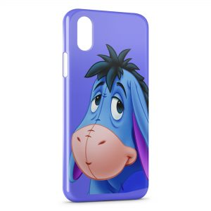 Coque iPhone X & XS Bourriquet