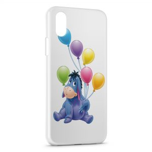Coque iPhone X & XS Bourriquet Anniversaire