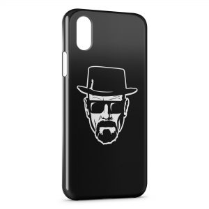 Coque iPhone X & XS Breaking Bad Heinsenberg 2