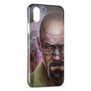 Coque iPhone X & XS Breaking Bad Heinsenberg 3