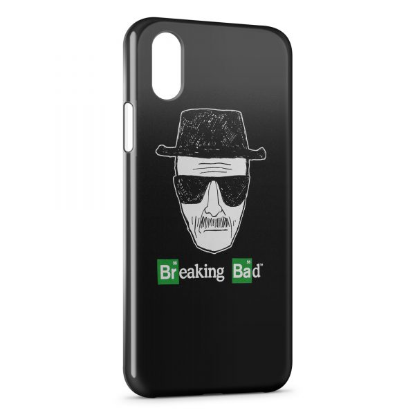 Coque iPhone X & XS Breaking Bad Heinsenberg