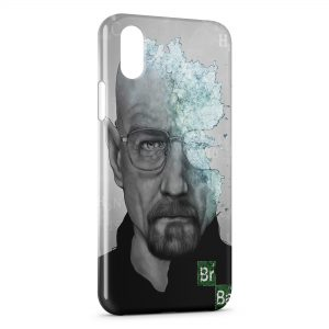 Coque iPhone X & XS Breaking Bad Heinsenberg Walter White