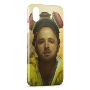 Coque iPhone X & XS Breaking Bad Jesse Pinkman