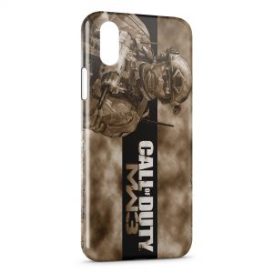 Coque iPhone X & XS Call Of Duty MW3