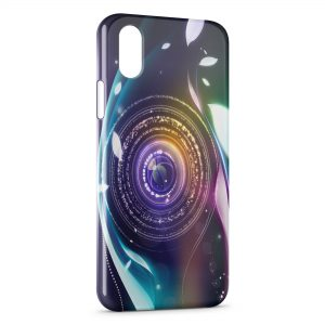 Coque iPhone X & XS Camera Style Design