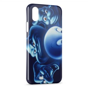 Coque iPhone X & XS Casper Ghist