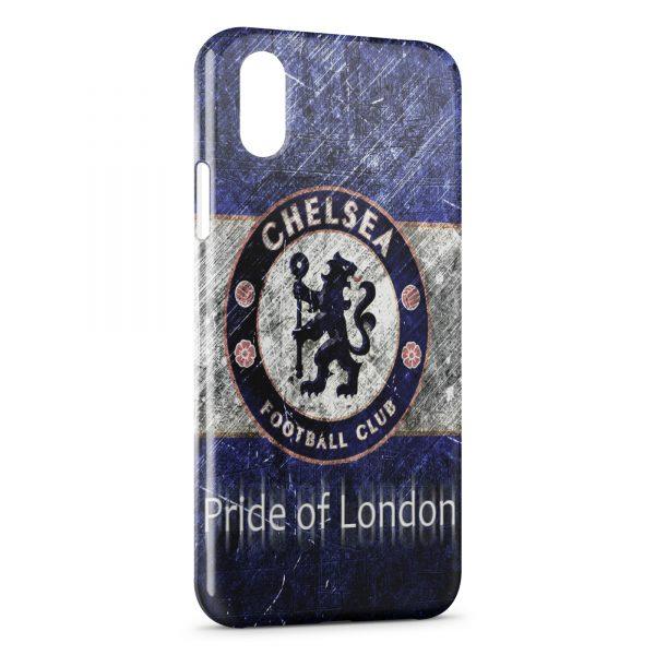 Coque iPhone X & XS Chelsea FC Pride of London