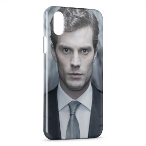 Coque iPhone X & XS Christian Grey 50 Nuances de Grey 2