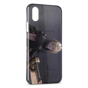Coque iPhone X & XS Cloud Strife - Final Fantasy 2