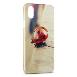 Coque iPhone X & XS Coccinelle 2