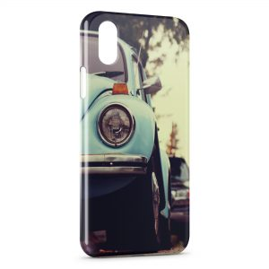 Coque iPhone X & XS Coccinelle Vintage