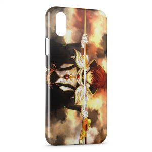 Coque iPhone X & XS Code Geass
