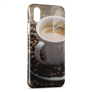Coque iPhone X & XS Coffee Cup