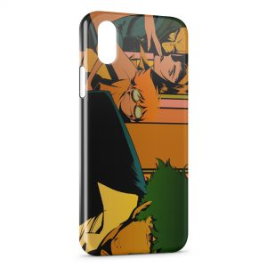 Coque iPhone X & XS Cowboy Bebop