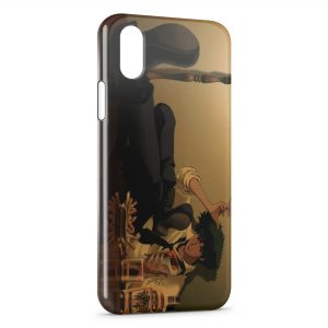 Coque iPhone X & XS Cowboy Bebop 4