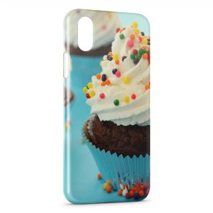 Coque iPhone X & XS CupCake