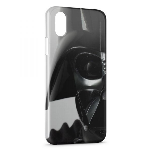 Coque iPhone X & XS Dark Vador Star Wars 3