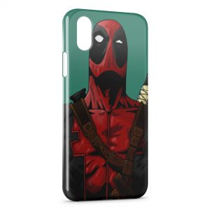 Coque iPhone X & XS Deadpool 2