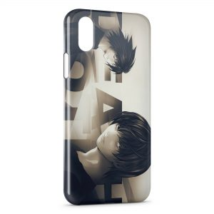 Coque iPhone X & XS Death Note 5