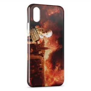 Coque iPhone X & XS Devil May Cry 2