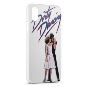 Coque iPhone X & XS Dirty Dancing Film Art