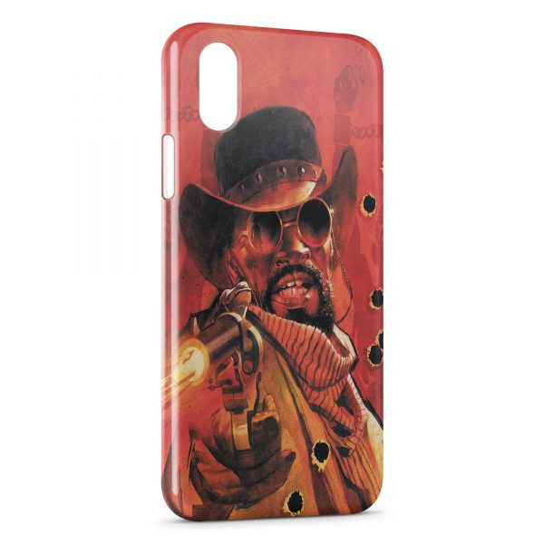 Coque iPhone X & XS Django Unchained