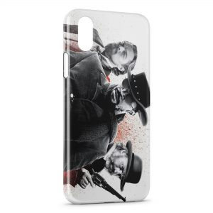 Coque iPhone X & XS Django Unchained 3