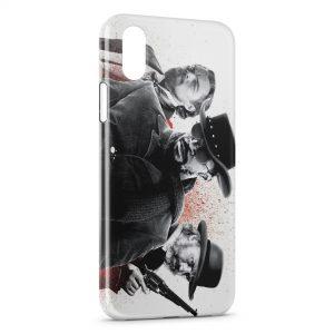 Coque iPhone X & XS Django Unchained 3