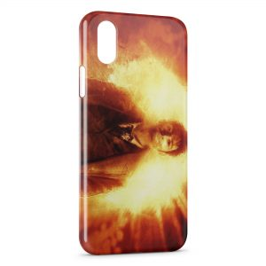 Coque iPhone X & XS Doctor Who