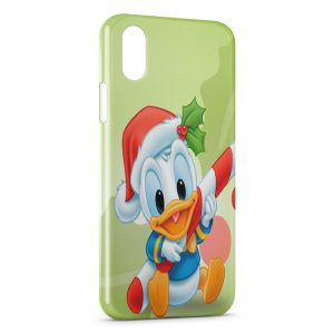Coque iPhone X & XS Donald Baby Bébé