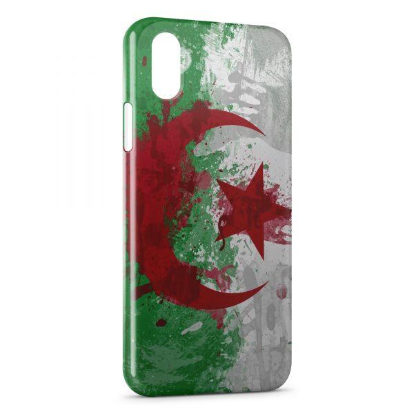 coque algerie iphone x