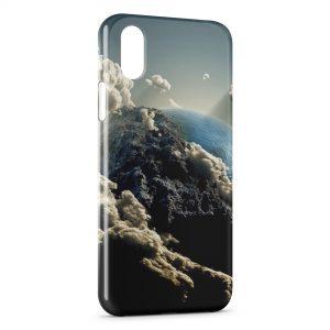 Coque iPhone X & XS Earth Apocalypse