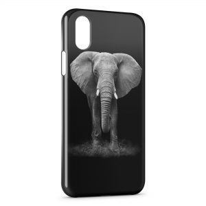 Coque iPhone X & XS Elephant 2