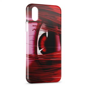 Coque iPhone X & XS Elfen Lied 2