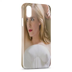 Coque iPhone X & XS Emma Watson