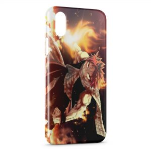 Coque iPhone X & XS Fairy Tail