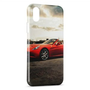 Coque iPhone X & XS Ferrari 2