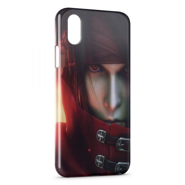 Coque iPhone X & XS Final Fantasy