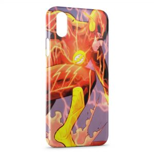 Coque iPhone X & XS Flash Avengers 23