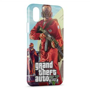 Coque iPhone X & XS GTA 5