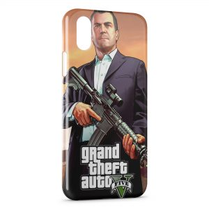 Coque iPhone X & XS GTA 5 3