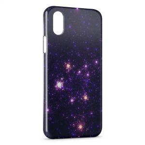 Coque iPhone X & XS Galaxy 1