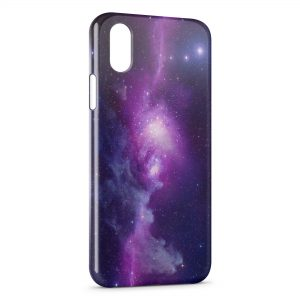 Coque iPhone X & XS Galaxy 2
