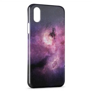 Coque iPhone X & XS Galaxy 3