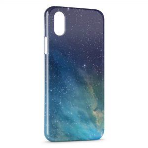 Coque iPhone X & XS Galaxy 5