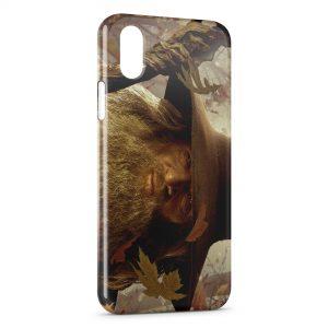 Coque iPhone X & XS Gandalf Seigneur des Anneaux
