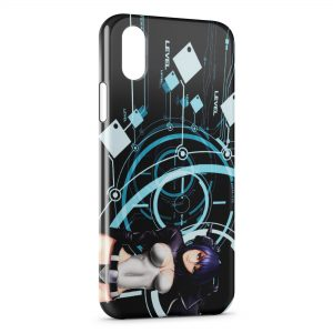 Coque iPhone X & XS Ghost in the Shell 2