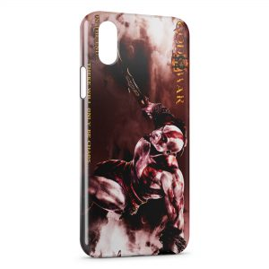 Coque iPhone X & XS God Of War 3