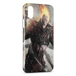 Coque iPhone X & XS God of War