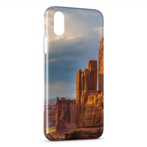 Coque iPhone X & XS Grand Canyon